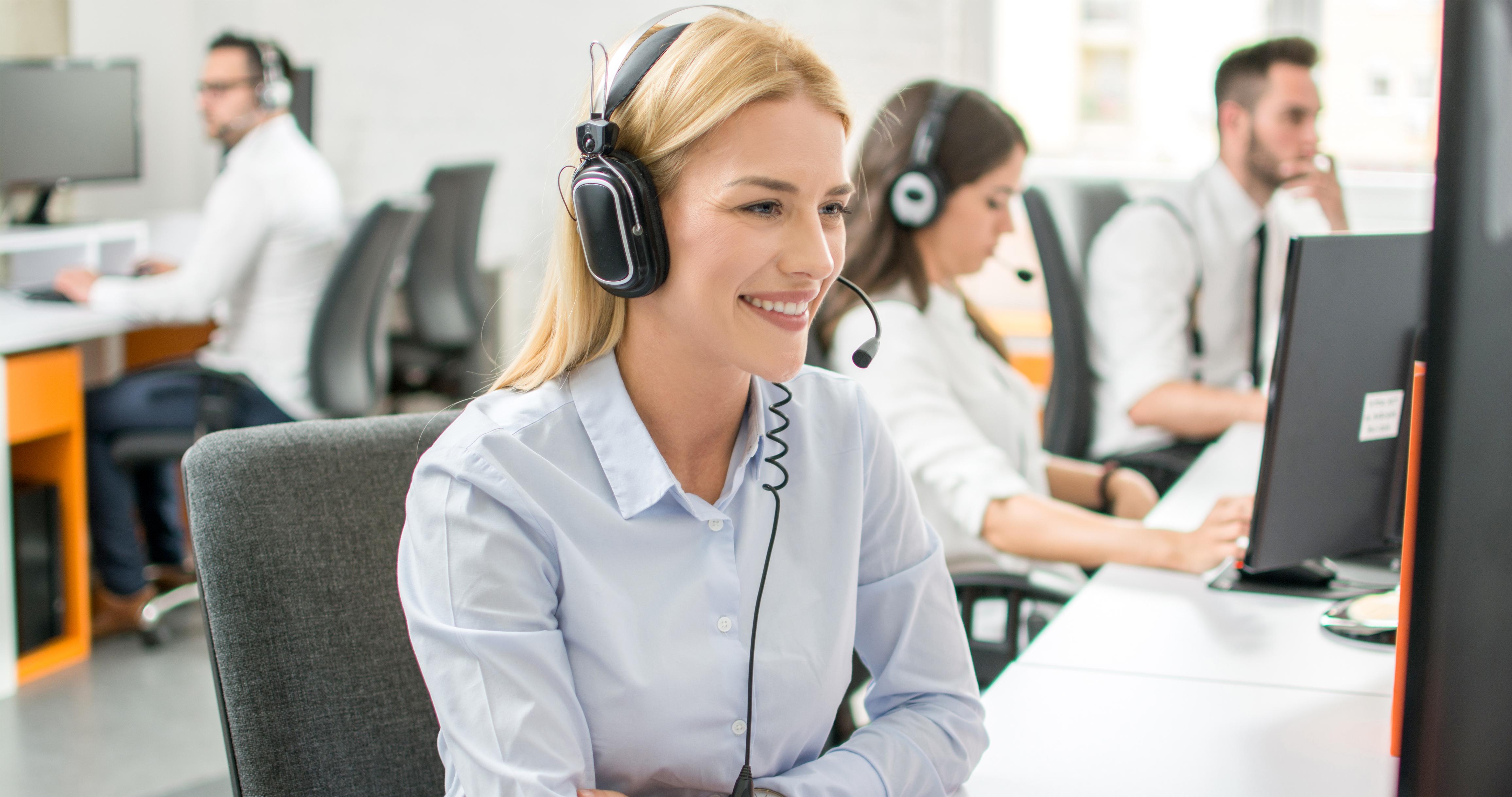 tendências de call center